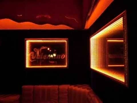 Inspiration about Vip Booth With Infinity Mirror Has Set On The Wall And Ceiling Intended For Infinity Wall Mirrors (#3 of 15)