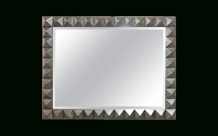 Inspiration about Viyet – Designer Furniture – Accessories – Friedman Brothers For Silver Leaf Wall Mirrors (#4 of 15)