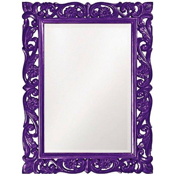 Inspiration about Vtg Ornate Bathroom Medicine Cabinet 2 Available French Provincial Throughout Purple Wall Mirrors (#6 of 15)