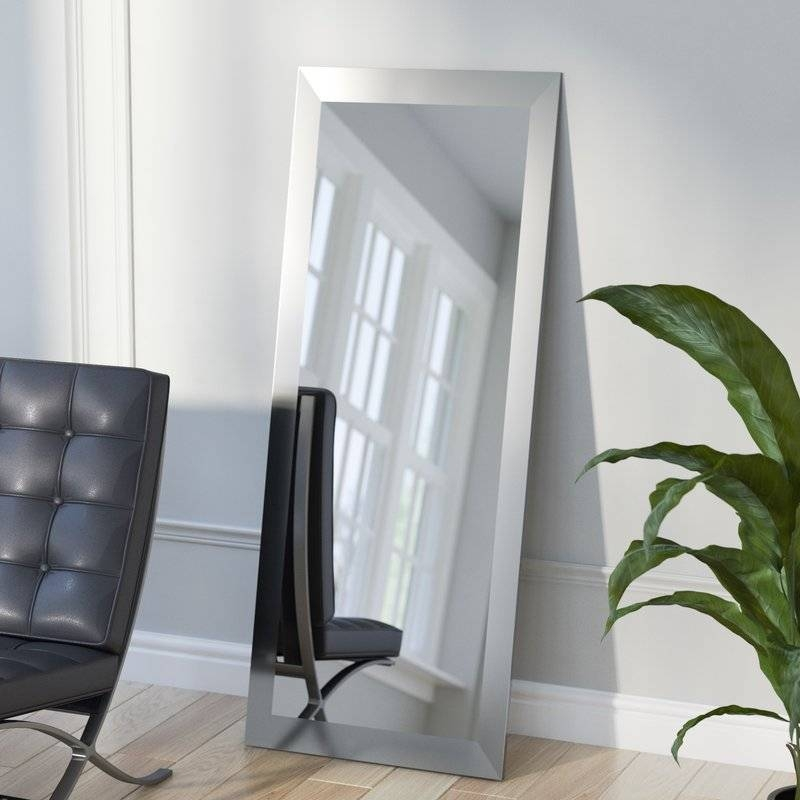 Popular Photo of Floor Length Wall Mirrors