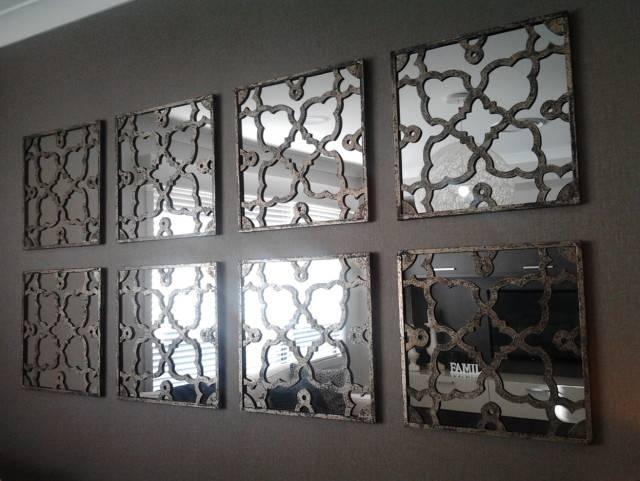 Wall Art Designs: Mirror Wall Art Wall Luxury Wall Art Decals Within Wall Mirrors With Art (#15 of 15)