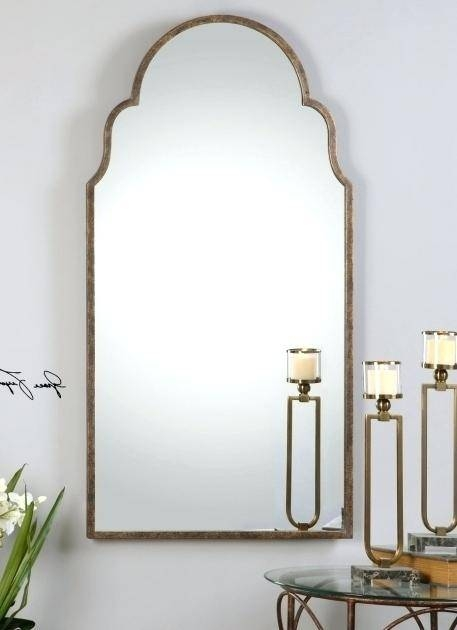 Wall Decor Diy Pinterest Stunning Thin Mirror Tall Narrow Mirrors Pertaining To Tall Narrow Wall Mirrors (View 3 of 15)