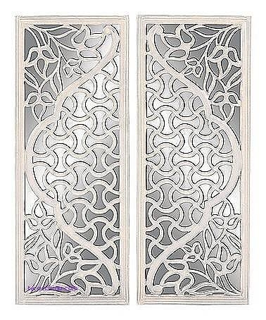 Wall Decor : Unique White Decorative Wall Mirrors – White Within White Decorative Wall Mirrors (#14 of 15)