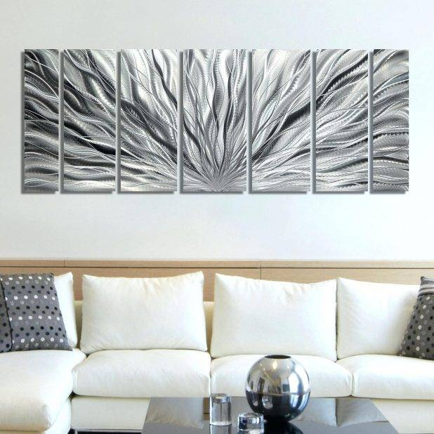 Wall Ideas: Abstract Wall Decor (View 5 of 15)