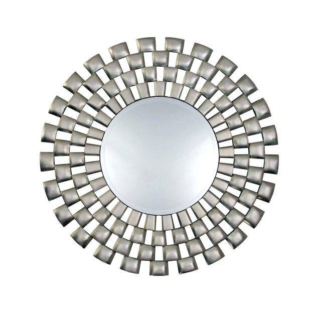 Wall Ideas: Silver Wall Mirror (#15 of 15)