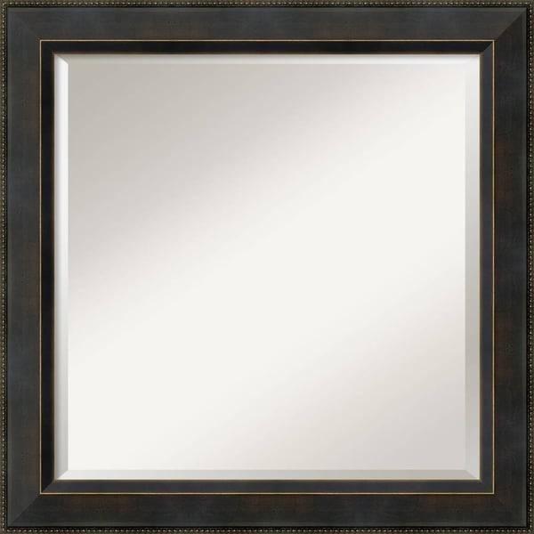 Popular Photo of Espresso Wall Mirrors