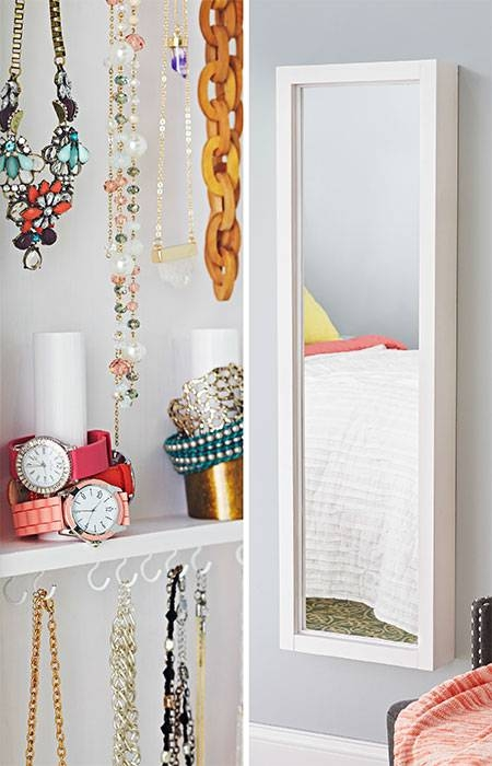 Wall Mirror With Hidden Storage Inside Wall Mirrors With Storages (#12 of 15)