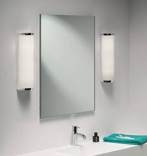 Wall Mirror With Lights For Bathroom | Useful Reviews Of Shower Throughout Wall Mirror For Bathroom (#14 of 15)