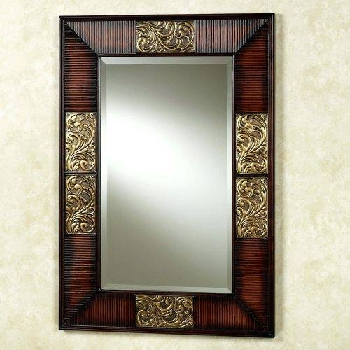 Wall Mirrors ~ Asian Inspired Wall Mirrors Asian Style Carved Wall With Regard To Asian Style Wall Mirrors (#8 of 15)
