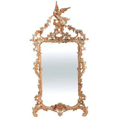 Wall Mirrors: Asian Style Wall Mirrors (#14 of 15)