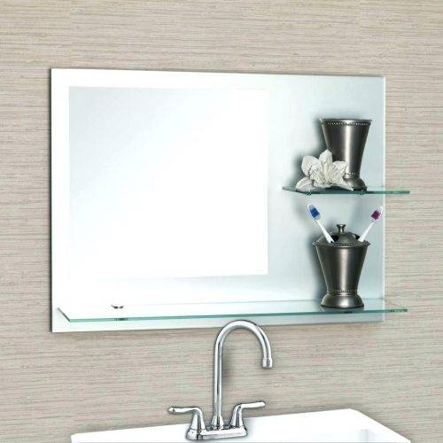 Wall Mirrors ~ Beveled Wall Mirrors Frameless Large Round Intended For Large Beveled Wall Mirrors (View 15 of 15)