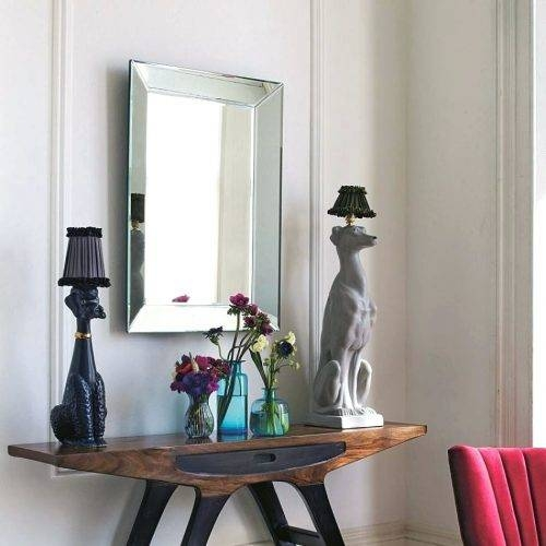 Wall Mirrors ~ Bevelled Edge Mirror Wall Mirrors Graham Amp Green With Extra Large Bevelled Edge Wall Mirrors (#11 of 15)