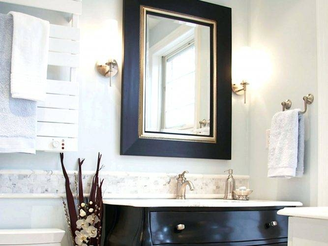 Wall Mirrors ~ Black Wall Mirror Rectangle Cheap Black Wall Regarding Cheap Black Wall Mirrors (View 6 of 15)