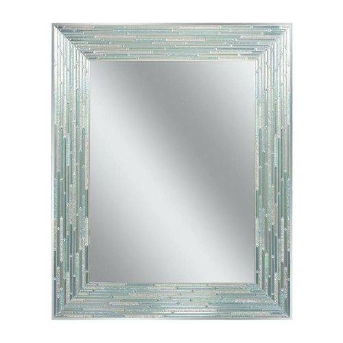 Wall Mirrors ~ Blue Framed Wall Mirror Full Size Of Mirrordeep With Regard To Blue Framed Wall Mirrors (#14 of 15)