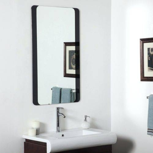 Wall Mirrors ~ Cheap Black Wall Mirrors Dorso Book2 004 Astounding Throughout Cheap Black Wall Mirrors (View 7 of 15)