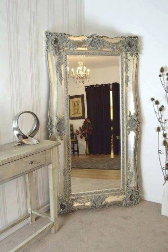 Wall Mirrors: Cheap Large Wall Mirror (#15 of 15)