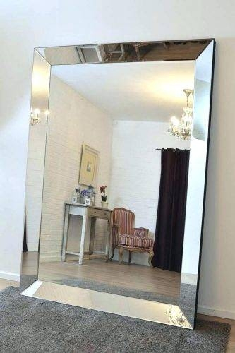 Wall Mirrors: Cheap Large Wall Mirror (#14 of 15)