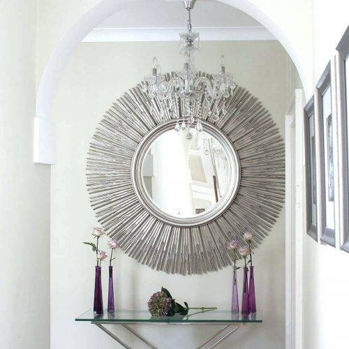 Wall Mirrors ~ Contemporary Wall Mirrors Sydney Contemporary Round Inside Sydney Large Wall Mirrors (View 10 of 15)
