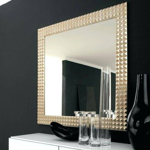 Wall Mirrors ~ Contemporary Wall Mirrors Sydney Contemporary Round With Sydney Large Wall Mirrors (View 5 of 15)