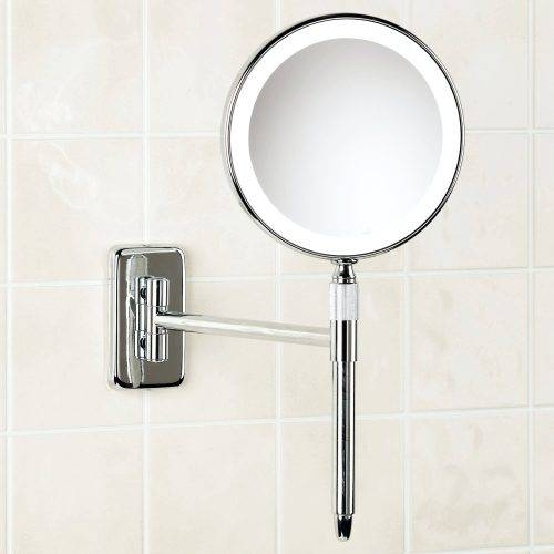 Wall Mirrors: Cosmetic Wall Mirror (#13 of 15)