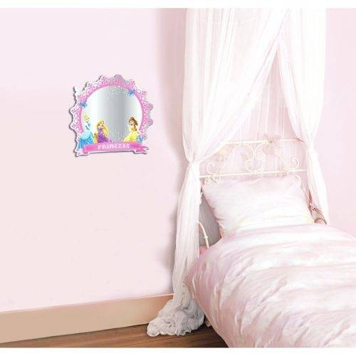 Wall Mirrors ~ Disney Princess Wall Mirror Fairest Of Them All With Disney Wall Mirrors (#12 of 15)