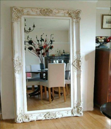 Wall Mirrors ~ Elegant Wall Mirrors Elegant Framed Wall Mirror Pertaining To Large Elegant Wall Mirrors (#15 of 15)