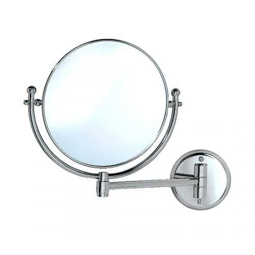 Wall Mirrors ~ Extending Wall Mounted Shaving Mirror Wall Mounted Intended For Extending Wall Mirrors (#15 of 15)
