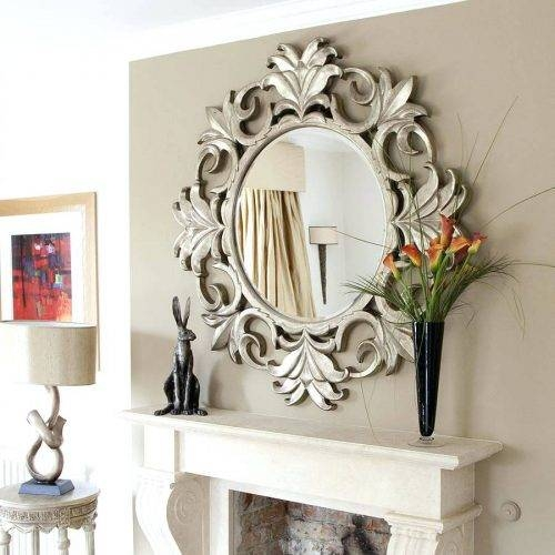 Wall Mirrors ~ Extra Large Modern Wall Mirrors Modern Wall Mirrors Within Sydney Large Wall Mirrors (View 14 of 15)