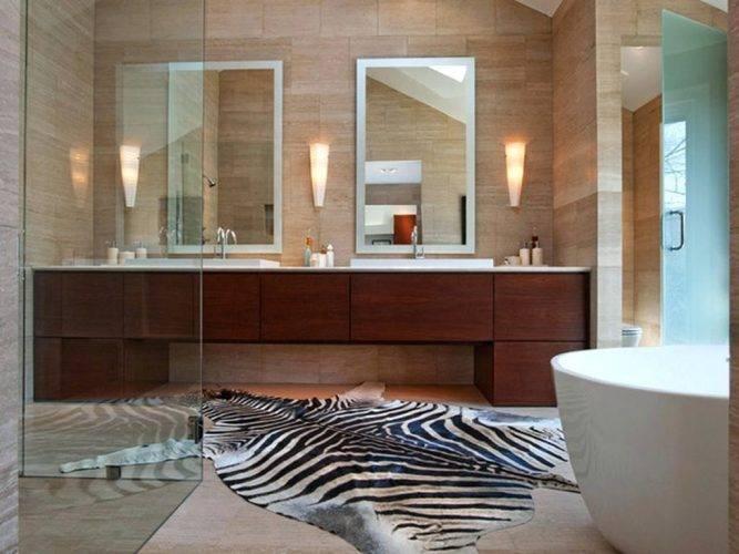 Wall Mirrors ~ Fancy Bathroom Wall Mirrors Bathroom Wall Vanity Regarding Fancy Bathroom Wall Mirrors (#13 of 15)
