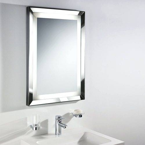 Wall Mirrors ~ Fancy Bathroom Wall Mirrors Bathroom Wall Vanity With Regard To Fancy Bathroom Wall Mirrors (#15 of 15)