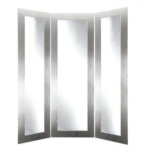 Wall Mirrors: Folding Wall Mirror (#12 of 15)