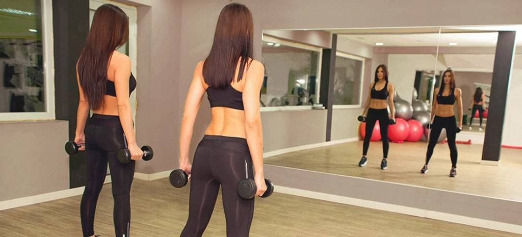Wall Mirrors For Home Gyms, Fitness Centers, Spas And Yoga Studios Intended For Gym Wall Mirrors (View 14 of 15)