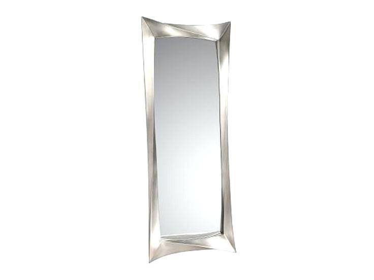 Wall Mirrors For Sale In Pakistan Tall Wall Mirror White Corona With Regard To White Long Wall Mirrors (#9 of 15)