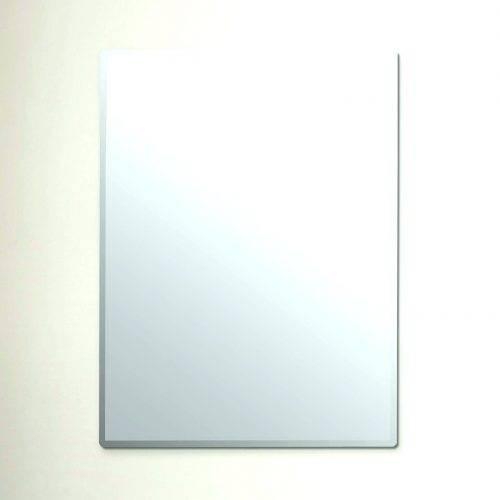 Wall Mirrors: Frameless Full Length Wall Mirror (#15 of 15)