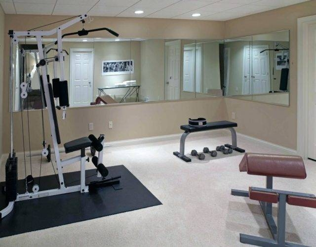 15 Best Ideas Of Cheap Gym Wall Mirrors