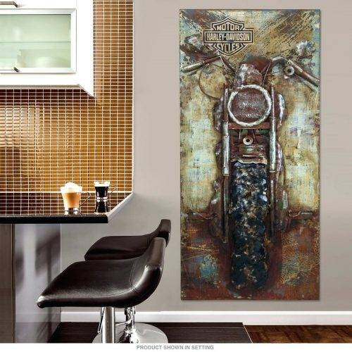 Wall Mirrors ~ Harley Davidson Wall Mirrors Harley Davidson Home With Harley Davidson Wall Mirrors (#7 of 15)