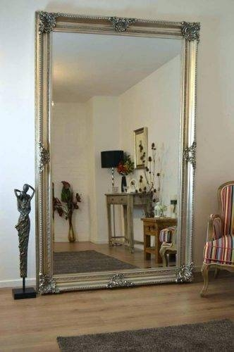 Wall Mirrors: Large Plastic Wall Mirror. Large Plastic Wall Mirror (#15 of 15)
