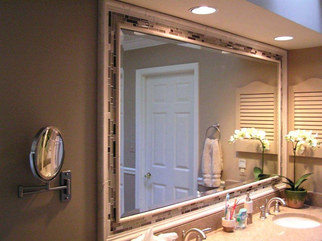 Wall Mirrors ~ Large Plastic Wall Mirror Plastic Mirror Frame With Regard To Large Plastic Wall Mirrors (#13 of 15)