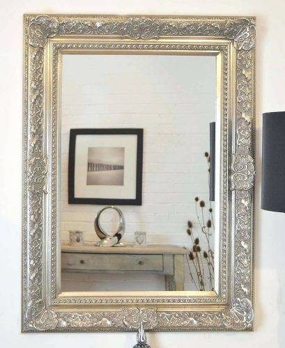 Wall Mirrors ~ Living Extra Large Bevelled Edge Wall Mirror Extra Pertaining To Extra Large Bevelled Edge Wall Mirrors (#12 of 15)