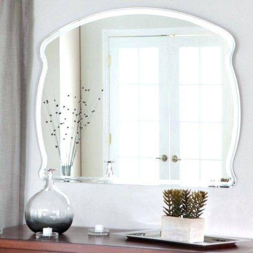 Wall Mirrors ~ Living Extra Large Bevelled Edge Wall Mirror Large Pertaining To Extra Large Bevelled Edge Wall Mirrors (#13 of 15)