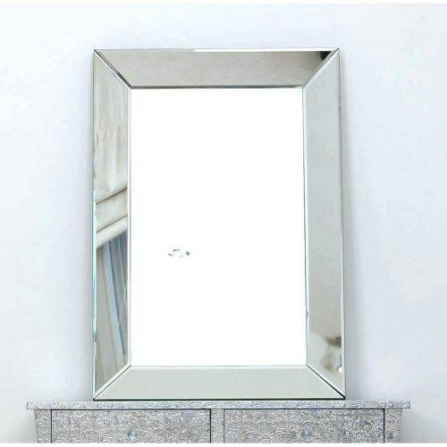 Wall Mirrors ~ Long Wall Mirrors Walmart Long Wall Mirrors Uk Tall Throughout White Long Wall Mirrors (View 6 of 15)
