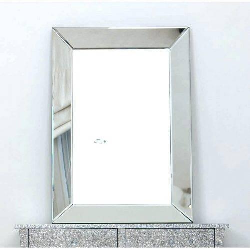 Wall Mirrors ~ Long Wall Mirrors Walmart Long Wall Mirrors Uk Tall Throughout White Long Wall Mirrors (#12 of 15)