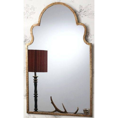 Wall Mirrors ~ Midcentury Giltwood Faux Bamboo Framed Wall Mirror Within Bamboo Framed Wall Mirrors (#14 of 15)