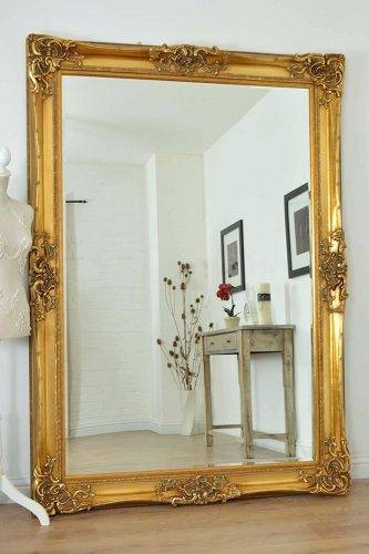 Wall Mirrors: Narrow Wall Mirrors. Tall Thin Wall Mirrors (View 10 of 15)