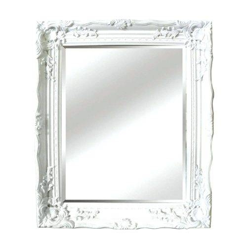 Wall Mirrors ~ Old Fashioned Wall Mirrors Old World Style Wall With Regard To Vintage Style Wall Mirrors (#11 of 15)