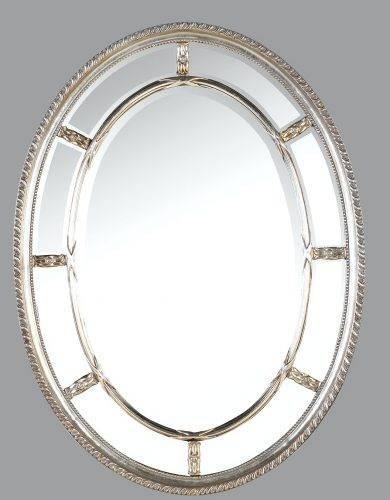 Popular Photo of Ikea Oval Wall Mirrors