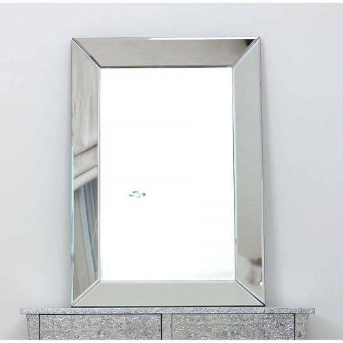 Wall Mirrors ~ Plain Wall Mounted Mirrors Plain Round Wall Mirrors Pertaining To Plain Wall Mirrors (#14 of 15)