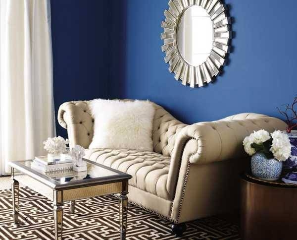Wall Mirrors Reflecting 25 Gorgeous Modern Interior Design And Inside Decorative Living Room Wall Mirrors (#15 of 15)