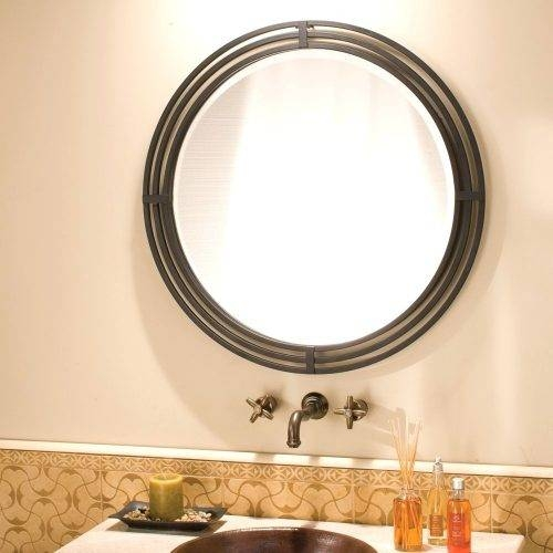 Wall Mirrors ~ Rustic Wrought Iron Framed Mirror Mickey Mouse Icon Within Mickey Mouse Wall Mirrors (View 10 of 15)