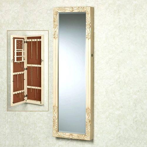 Wall Mirrors ~ Skinny Wall Mirror Infinity Narrow Wall Mirror Full For Tall Narrow Wall Mirrors (View 13 of 15)